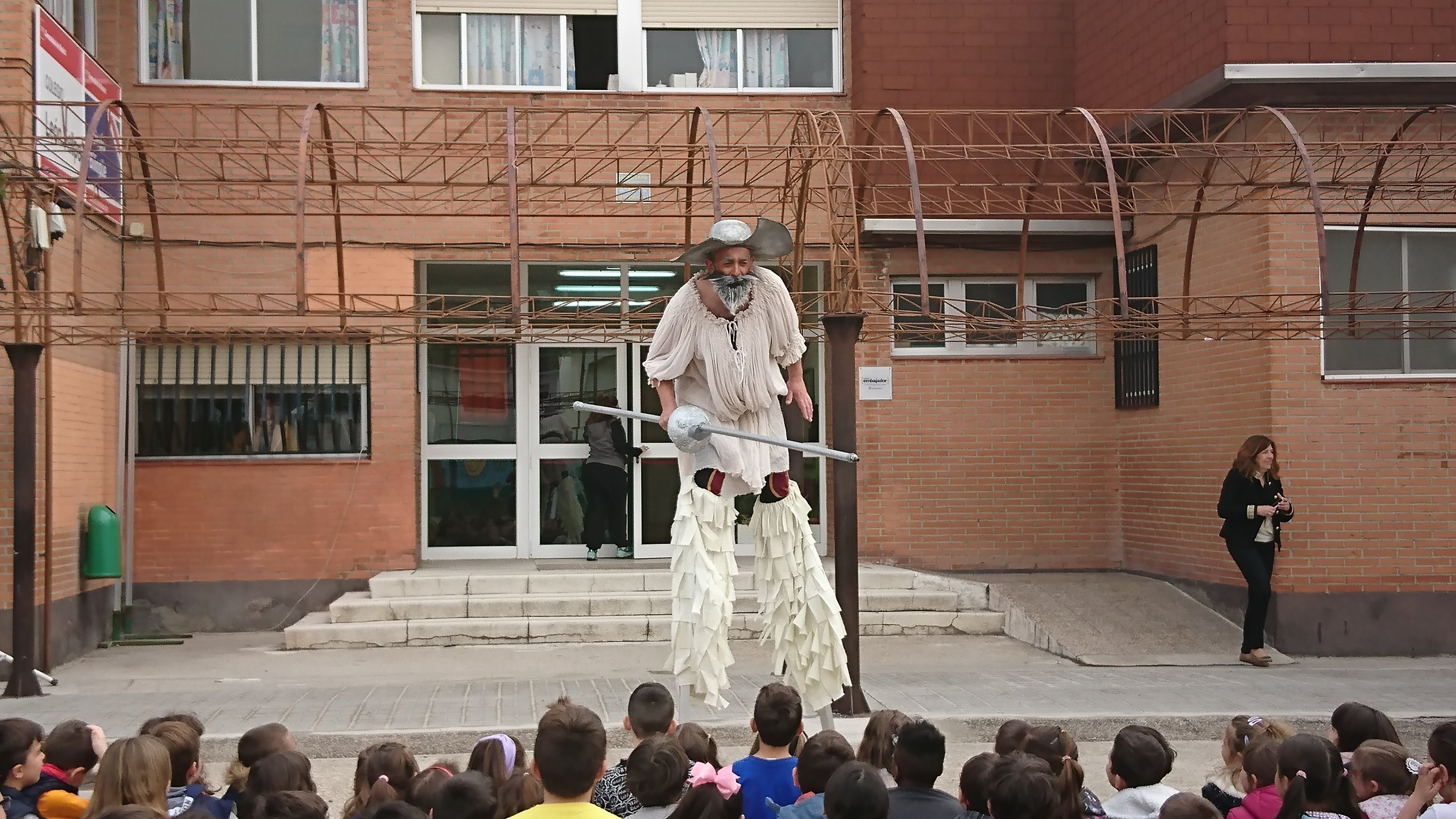 Zancudo de Don Quijote