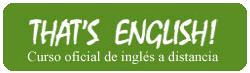 Thats ENglish logo