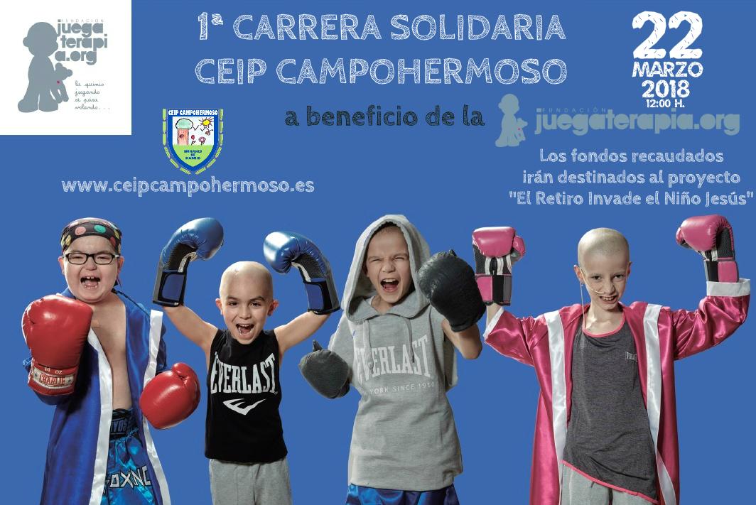 Carrera Solidaria CEIP Campohermoso