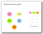 Suma números de 3 cifras