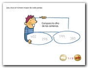 Los números del 400 al 499 (I)