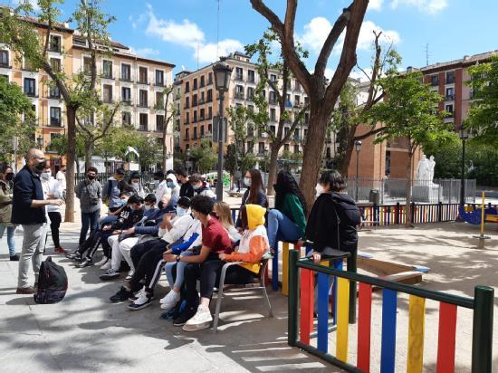 Paseo de la influencia femenina en Madrid_4