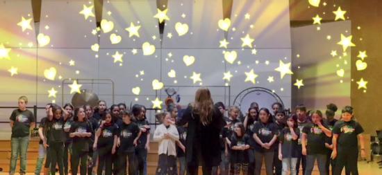 Coro Colegio Amadeo Vives Certamen Comunidad de Madrid 18