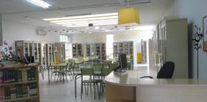 Fotogarfía Biblioteca