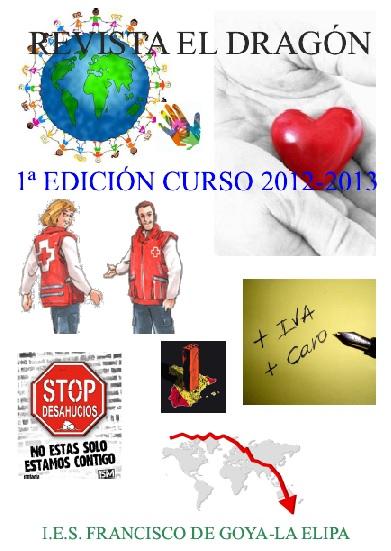 1ª Edición del curso 2012 2013