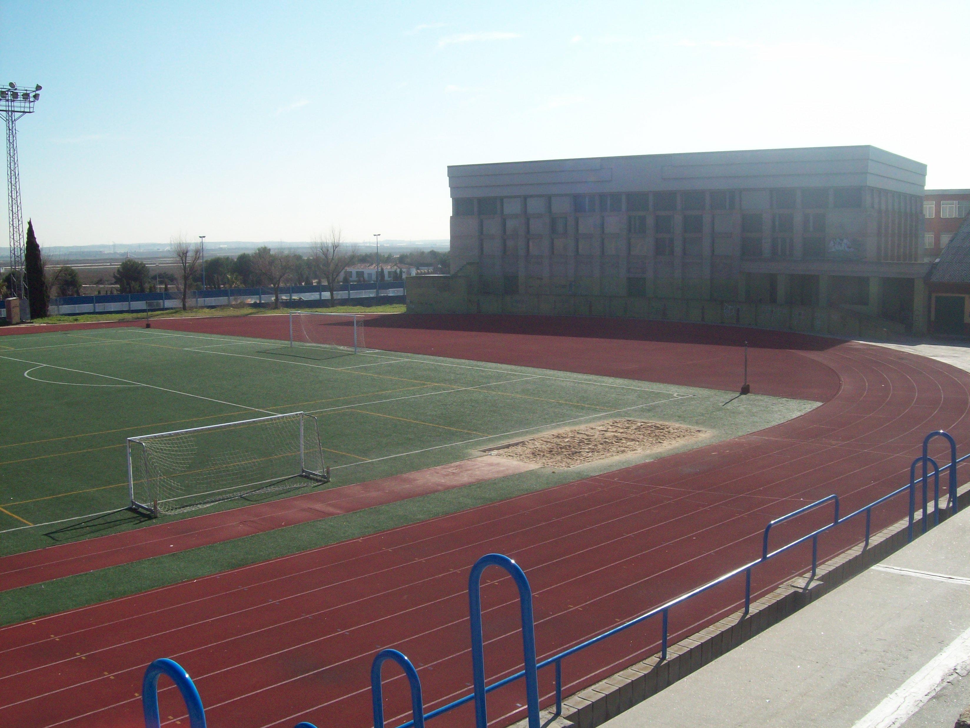 pistas deportivas San Isidro