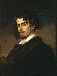 Gustavo Adolfo Bécquer por Valeriano Bécquer 1862
