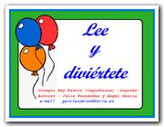 Lee y diviértete (JClic)