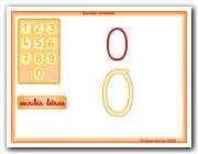 Escribir números