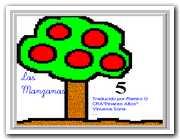 La manzana (JClic)