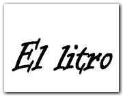 El litro (II)
