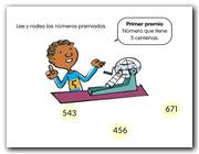 Identificación de números