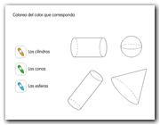 Cilindros, conos y esferas