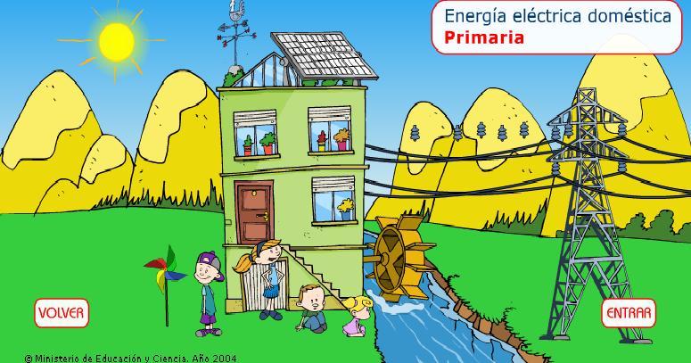 Energía eléctrica doméstica