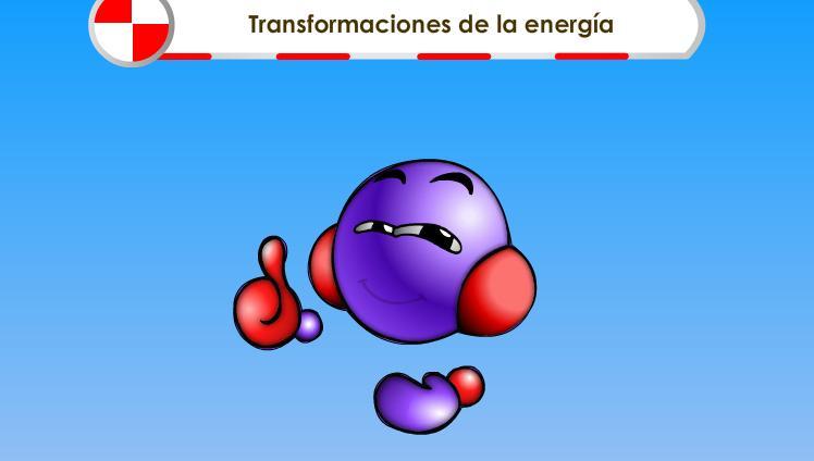 Transformación de la energía