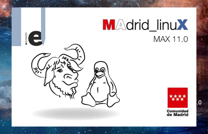 MAX 11, basada en Ubuntu 20.04, para procesadores de 64 bits.