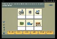 pantalla aplicación