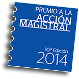 Premio Acción Magistral 2014