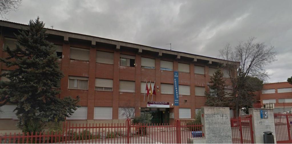 Foto fachada colegio