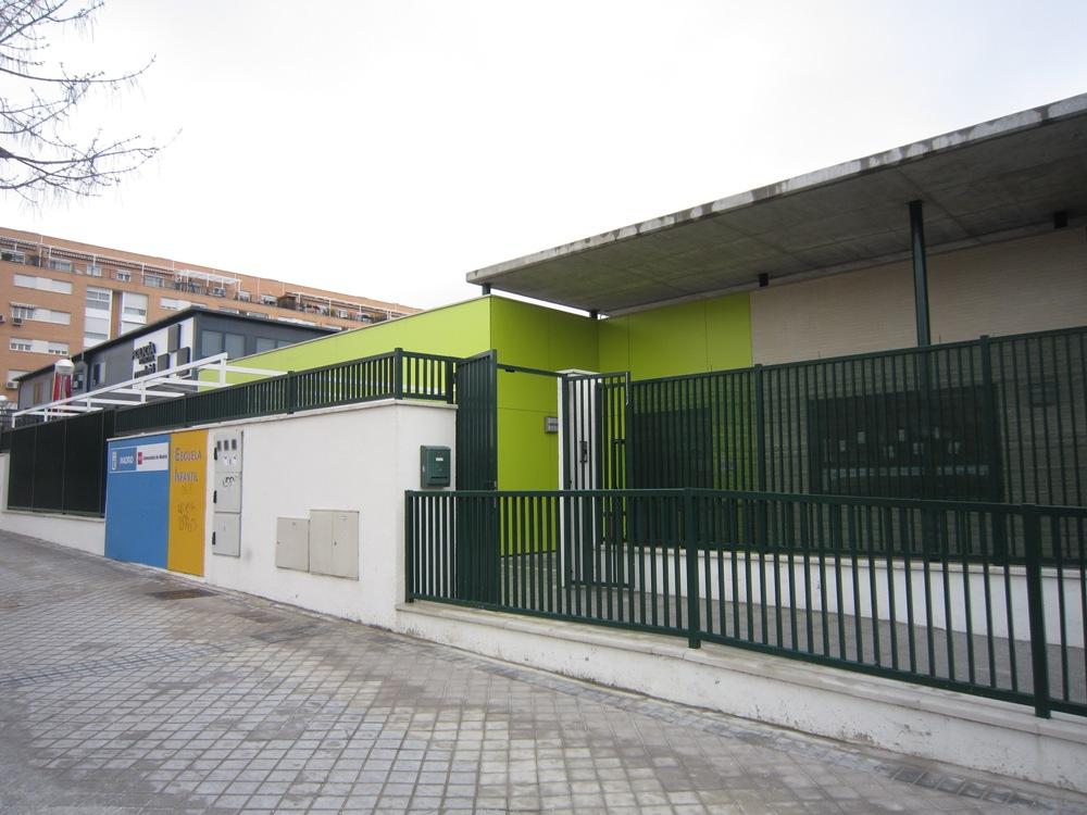 Entrada escuela