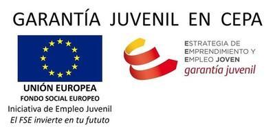 Logo del Programa de Garantía Juvenil del FSE.