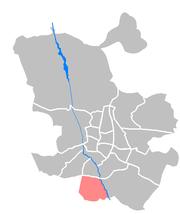 Distrito de Villaverde