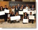 Entrega del III Premio de Educación para el Desarrollo Vicente Ferrer