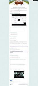 Formulario con vídeo, preguntas y evaluación